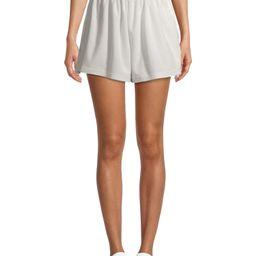 Kendall + Kylie Women's Juniors' Terry Shorts - Walmart.com | Walmart (US)