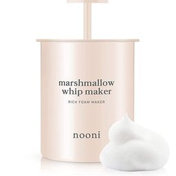 NOONI Marshmallow Whip Maker | Rich Foam Maker for Foam Cleanser and Face Wash | Korean Skincare ... | Amazon (US)