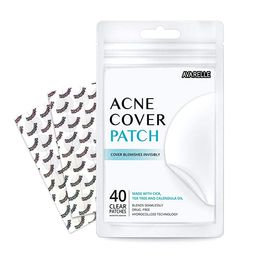 Avarelle Acne Pimple Patch (40 Count) Absorbing Hydrocolloid Spot Treatment with Tea Tree Oil, Ca... | Amazon (US)