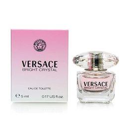 Versace Bright Crystal By Gianni Versace For Women. Eau De Toilette 0.17 Fl Oz Mini | Amazon (US)