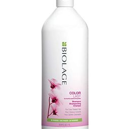 BIOLAGE Colorlast Shampoo | Helps Protect Hair & Maintain Vibrant Color | Paraben-Free | For Colo... | Amazon (US)