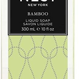NEST Fragrances Scented Liquid Hand Soap- Bamboo , 10 fl oz | Amazon (US)