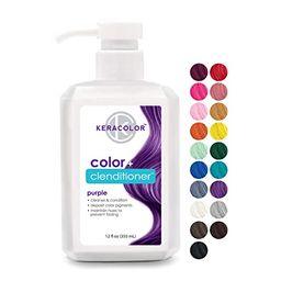 Keracolor Clenditioner Hair Dye (19 colors) Semi Permanent Hair Color Depositing Conditioner   Amazon (US)