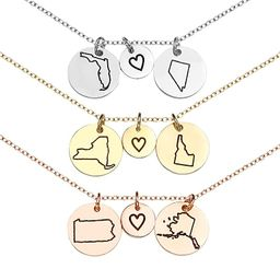 Best Friend Gifts Graduation Gift Personalized gift For Women Long Distance Friendship Jewelry St...   Amazon (US)