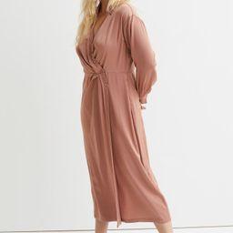 Draped Shirt Dress | H&M (US)