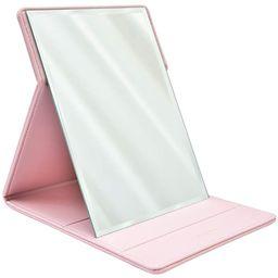 MODESSE Premium Portable Makeup Mirror (Pink)   Perfect for Travel, Home Vanity, Office Desk   La...   Amazon (US)