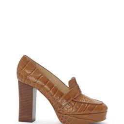 Mebrana High-Heel Loafer | Vince Camuto
