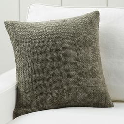 Faye Linen Textured Pillow Covers | Pottery Barn (US)