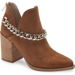 Cedar Chain Bootie | Nordstrom