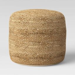 Jada Woven Pouf - Opalhouse™ | Target