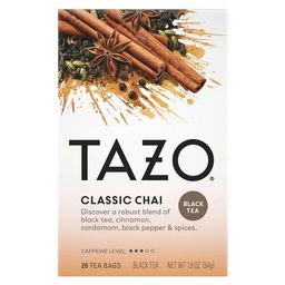 Tazo Chai Black Tea - 20ct | Target