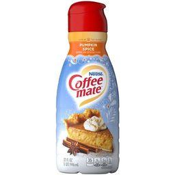 Coffee mate Pumpkin Spice Coffee Creamer - 1qt | Target