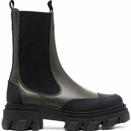 leather ankle boots | Farfetch (UK)
