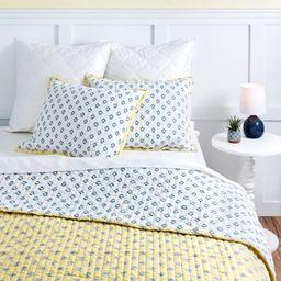 Martha Stewart Naomi Block Print Quilt Set | Target