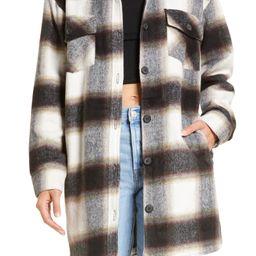 Long Shirt Jacket | Nordstrom