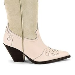 TORAL Sand Cowboy Boots in Sand from Revolve.com   Revolve Clothing (Global)