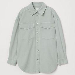 Denim Shirt Jacket | H&M (US)