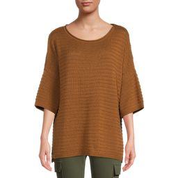 Time and Tru Women's Boatneck Sweater   Walmart (US)