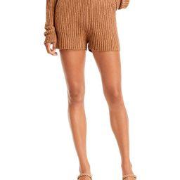 rag & bone                                                                Maxine Ribbed Shorts   Bloomingdale's (US)