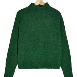 Textured Funnel Neck Sweater | Nordstrom