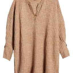 Around the Clock Tunic Sweater | Nordstrom