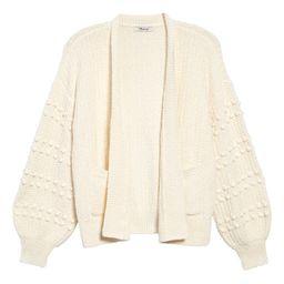 Bobble Cardigan Sweater | Nordstrom