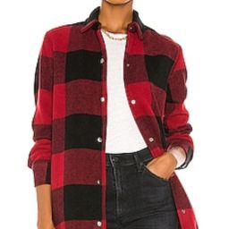 BB Dakota by Steve Madden Eldridge Jacket in Red from Revolve.com | Revolve Clothing (Global)