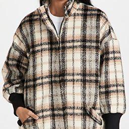 Plaid Times Coat | Shopbop