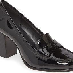 Buchanan Block Heel Loafer | Nordstrom Rack