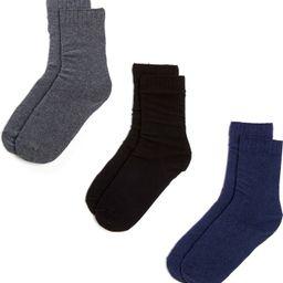 New Loafer Socks - Pack of 3 | Nordstrom Rack