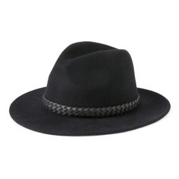 Braided Band Wool Fedora | Nordstrom | Nordstrom
