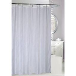 Moda 70-Inch x 72-Inch Sparkles Shower Curtain in White   Bed Bath & Beyond   Bed Bath & Beyond