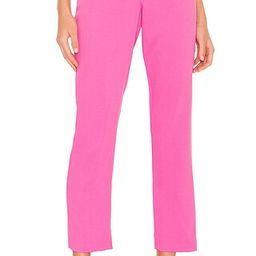 Therese Buckle Pant in Pink Pop | Revolve Clothing (Global)