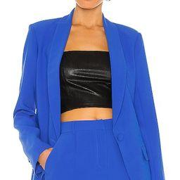 Jane Blazer in Cobalt | Revolve Clothing (Global)
