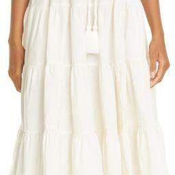 Iliana Puff Sleeve Midi Dress | Nordstrom | Nordstrom