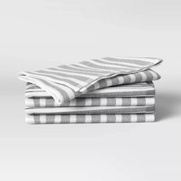 5pk Cotton Kitchen Towels - Threshold™   Target