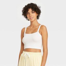 Women's Seamless Ribbed Brami - Colsie™   Target