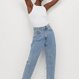 Mom Loose-fit Ultra High Jeans | H&M (US)