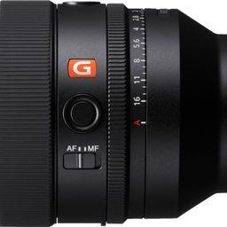 FE 50mm F1.2 Full-frame GM Lens for Sony Alpha E-mount Cameras Black SEL50F12GM - Best Buy | Best Buy U.S.