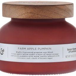 Better Homes & Gardens Farm Apple Pumpkin 18oz Scented 2-wick Candle | Walmart (US)