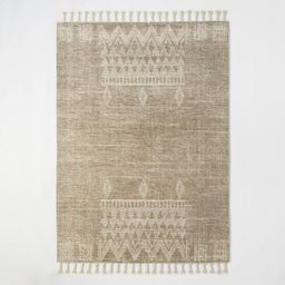 Westlake Placed Persian Style Rug Tan - Threshold™ designed with Studio McGee   Target