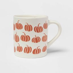16oz Stoneware Happy Fall Mug - Threshold™ | Target