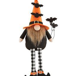 Halloween Collection Bat Dangle Leg Gnome | Dillards