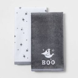 2pk Halloween Hand Towel Set - Hyde & EEK! Boutique™   Target