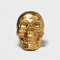 Skull Halloween Decorative Sculpture - Hyde & EEK! Boutique™   Target