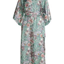 Robinson Printed Silk Dress | Saks Fifth Avenue