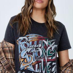 Classic Rolling Stones T Shirt   Cotton On (AU)
