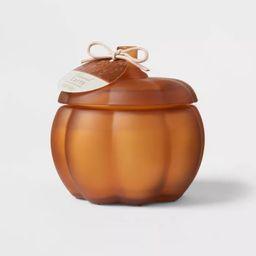 Medium Pumpkin Caramel Latte Honey Orange Candle - Threshold™ | Target