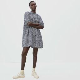 The Shirred Mini Dress | Everlane