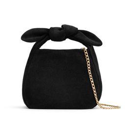 Mini Bow Bag   Cuyana
